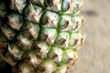 fresh pineapple sweet fruit