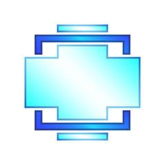 Square Medical Symbol