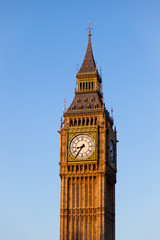 Big Ben in Central London