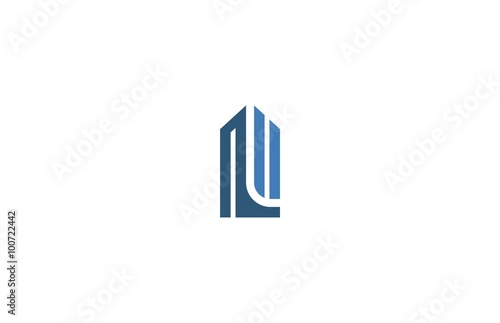 Building architecture company logo stock image and for S architecture logo