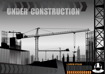 Engineer construction,Construction concept, vector