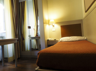 two star room  Milan Italy