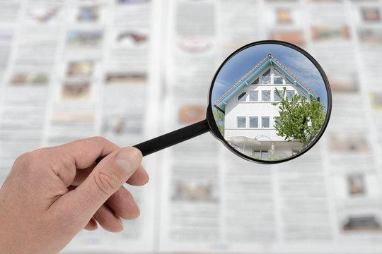 Immobilie Inserat Immobilienmarkt