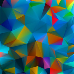 Abstract 3d geometric lines modern grunge. EPS 8