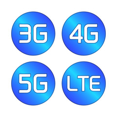 3G, 4G, 5G, and LTE