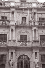 Pamplona City Hall, Navarra, Spain