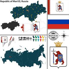 Republic of Mari El, Russia
