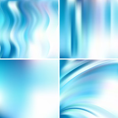 Abstract vector illustration of colorful background