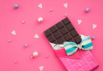 かわいい板チョコイメージ