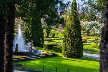 La Fontana dei Putti, Villa Taranto, Verbania, Piemonte, Italia