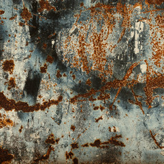 ..Abstract rust surface background. Grungy background with space