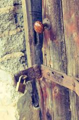 antike Tür 2