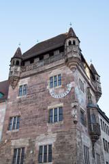 Nassauer Haus in Nürnberg, Deutschland