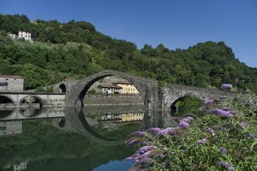 Devil's bridge - Ponte della Maddalena