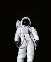 astronaut black background - photo #20
