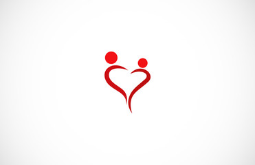 people love logo