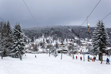 Ski resort Bedrichov