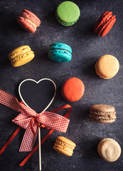 Love and macaroons