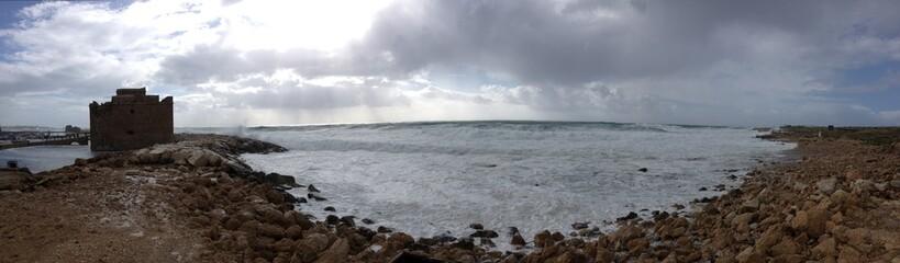 Kastell in Paphos, Zypern