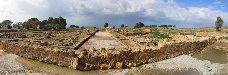 Antike Ausgrabungen in Paphos, Zypern
