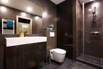 Interior - private bathroom