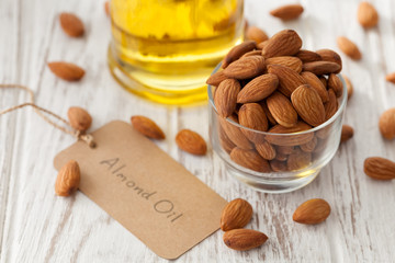almond oil organic healthy nut vegan vegetarian healthy