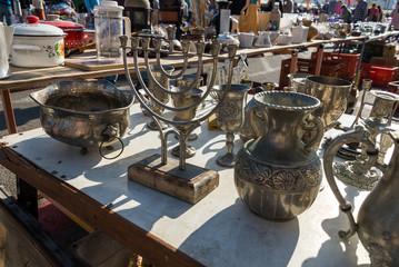 Merchant Fair and The Flea Market in Haifa