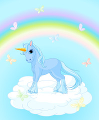 Unicorn on the Sky
