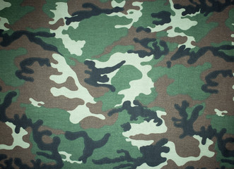 Camouflage pattern seamless for texture and background.