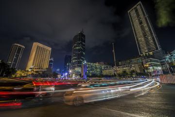 Leinwandbilder - Jakarta capital of indonesia