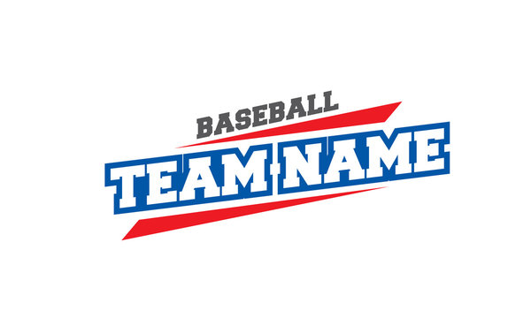 Baseball Team Name