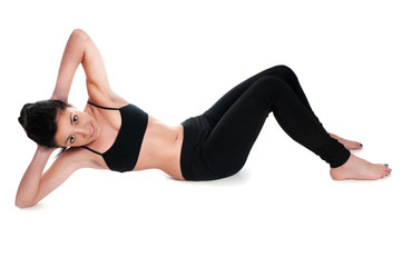 Exercises for stomach muscle