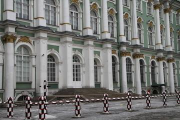 Ermitage, St Pétersbourg