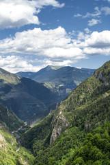 Col de la Couillole (French Alps)