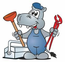 Hippo Plumber