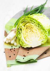 ingredients for salad