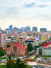 Barumi city, Georgia