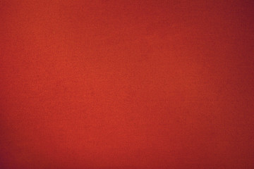 red billiards cloth color texture close up