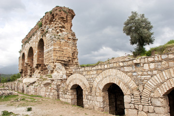 Tralleis Ancient City, Turkey