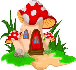 mushroom house for you design