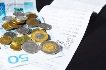 Polish natseonalnye  money