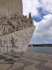 Padrão dos Descobrimentos in Belém, Tejo, Lissabon, Portugal