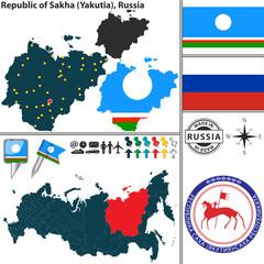 Republic of Sakha (Yakutia), Russia