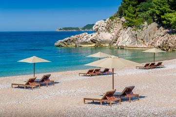 Adriatic sea paradise bay