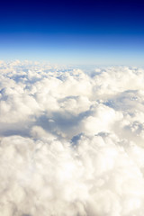 Picture of Clouds From Above