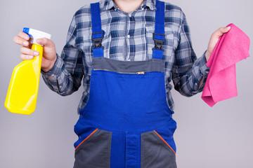 Hausmeister Reinigung, Dienstleistung