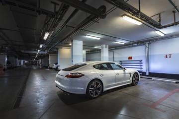 Car parking luxury