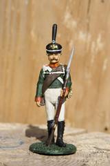 Стойкий оловянный солдатик