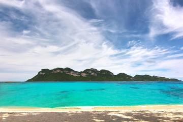 Paradise beach. Koh Samui, Thailand