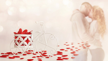 Soft love by bike